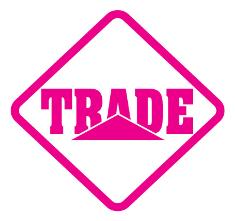 Trade Pink Logo